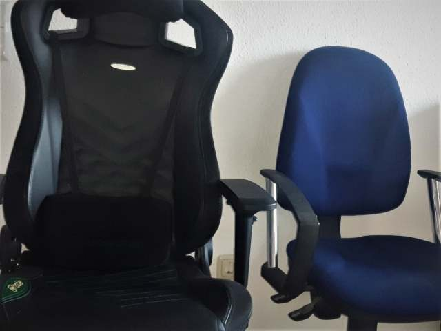 Gaming Chair vs Office Chair – The Pros And Cons | Gaming Chairz