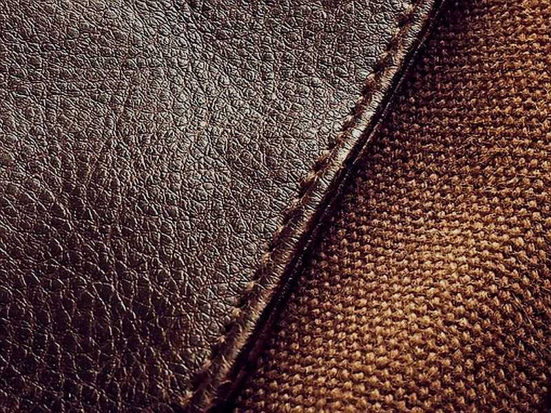 Fabric, Synthetic Leather or Genuine Leather