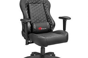 homall direct budget gaming chair