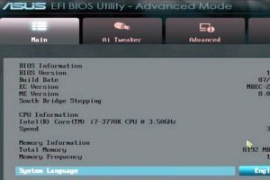 what does uefi stand for