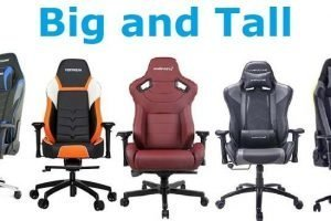 best gaming chair for big and tall