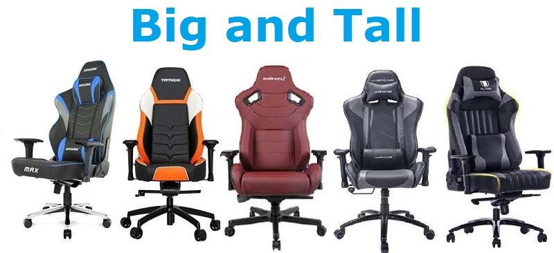 Peachy Best Gaming Chair For Big And Tall Guys To Sit In Comfort Ocoug Best Dining Table And Chair Ideas Images Ocougorg