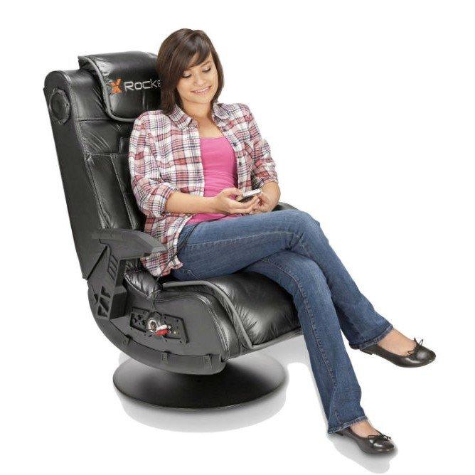 X Rocker 51396 Pro Series Pedestal 2.1 Video Gaming Chair Review