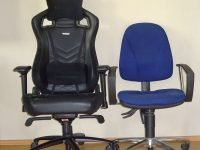 Comparing Gaming Chair And Office Chair