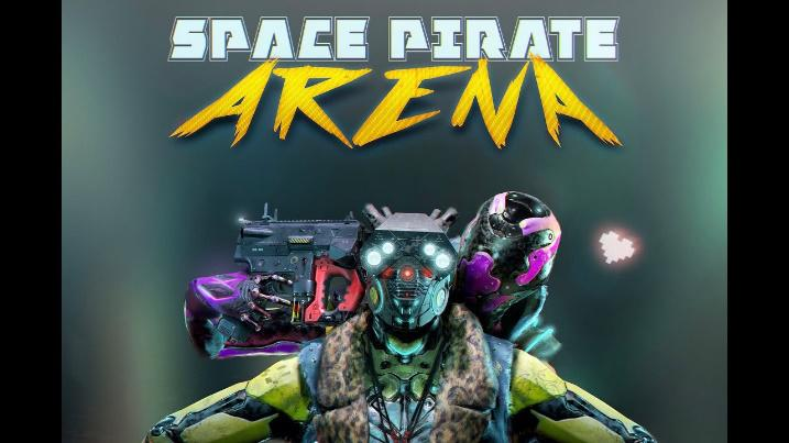 space pirates VR