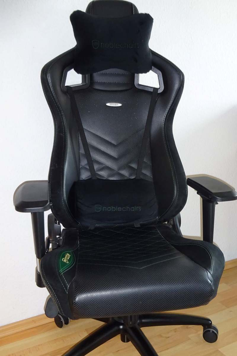 how long does a gaming chair last