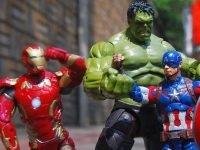 Top 5 Superhero Games